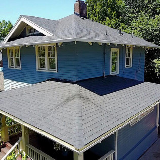 new roof installation in portland oregon